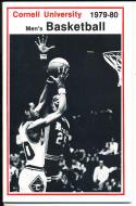 1979-1980 Cornell University  Basketball Press Media Guide