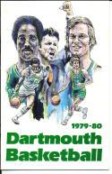1979-1980 Dartmouth Basketball Press Media Guide