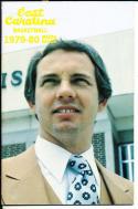 1979-1980 East Carolina Basketball Press Media Guide