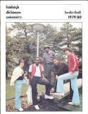 1979-1980 Fairleigh dickinson Basketball Press Media Guide