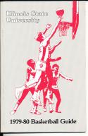 1979-1980 Illinois State Basketball Press Media Guide