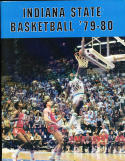 1979-1980 Indiana State Basketball Press Media Guide