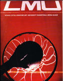 1979-1980 Loyola marymount College Basketball Press Media Guide