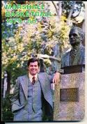1979-1980 Marshall Basketball Press Media Guide