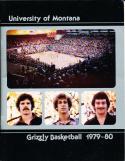 1979-1980 Montana Basketball Press Media Guide