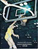1979-1980 Morehead State Basketball Press Media Guide