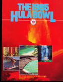 1985 All american Classic Hulu  Bowl Football program