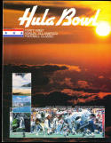 1988 All american Classic Hulu  Bowl Football program