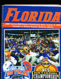 2007 BCS National Championship  Football guide University of Florida