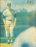 4/9 1967 Washington Post Baseball annual Pete Richert Senators