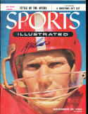 1954 11/22 sports illustrated YA Title 49ers newsstand