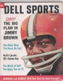 Dell Sports 1964 - Football Cleveland Browns' Jim Brown