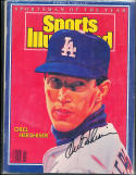 1988 12/19 sports illustrated Orel Hershiser Dodgers sportsman newsstand