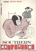 Southern Conference 1956 Football Media Guide