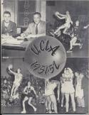 UCLA Bruins 1951 - 1952 Basketball Media Guide    box bxgg