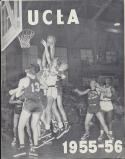 UCLA Bruins 1955 - 1956 Basketball Media Guide-ex                Bx CBMG