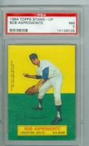 1964 topps stand-up Bob Aspromonte psa 7
