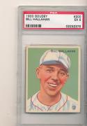 1933 Goudey Bill Hallahan 200 psa 5 Cardinals