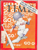 Amazing New York Mets 9/5 1969 Time Magazine