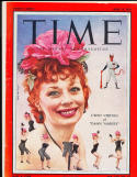 Gwen verdon damn Yankees 6/13 1955  Time Magazine