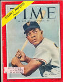 Willie Mays New York Giants 1954  Time Magazine