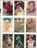 Moe Drabowsky Chicago Cubs 84  Signed 1957 Topps Card