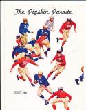 10/11 1947 mississippi state vs USF Football Program