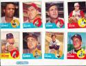 Cal McLish Philadelphia Phillies 512 1963  Topps Signed