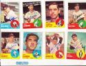 Ray Herbert Chicago White Sox 560 1963  Topps Signed
