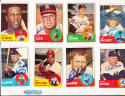 Tony Taylor Phillies 366 1963  Topps Signed