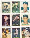 Al Worthington 39  New York Giants  signed 1957  Topps Signed