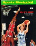 1973 12/10 Bill Walton UCLA Signed sports Illustrated