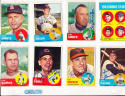 Duke Snider New York Mets 550 1963  Topps Signed