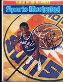 1978 2/20 Walt Davis Phoenix Suns  Signed sports Illustrated