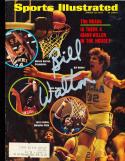 1973 3/26 Bill Walton UCLA Signed sports Illustrated
