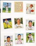 Harry Brecheen St. Louis Cardinals 90  signed 1950 Bowman d04 card