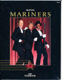 1985 Seattle Mariners Yearbook