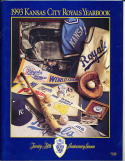 1993 Kansas City Royals Yearbook in nm