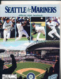 2005 Seattle Mariners Yearbook in nm