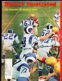 10/3 1966  Sports Illustrated Roman Gabriel  SIGNED AUTOGRAPH