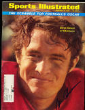 11/10 1969  Sports Illustrated Steve Owen Oklahoma  SIGNED AUTOGRAPH