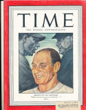 Leo Durocher Brooklyn Dodgers 4/14 1947  Time Magazine