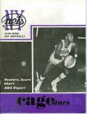 1970 ABA New York Nets Cougars basketball program