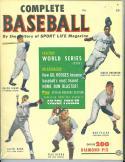 1951 Complete Baseball Magazine Jackie Robinson