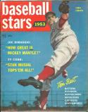 1953 Baseball Stars Robin Roberts Phillies