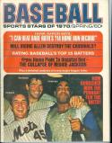 1970 Baseball Sports Stars Tug McGraw Mets