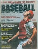 1973 Baseball Sports stars Johnny Bench Reds