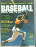 1975 Baseball Sports Stars Reggie Jackson