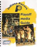 NBA Indiana Pacers 1996 Playoffs Media Guide