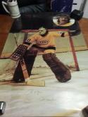 Roggie Vachon 1975 Los Angeles Kings  Poster